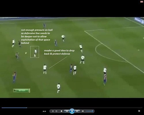 Adebayor Creative Movement Patterns