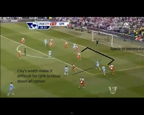 How Man City and Barcelona Break Down a Bunkered Defense