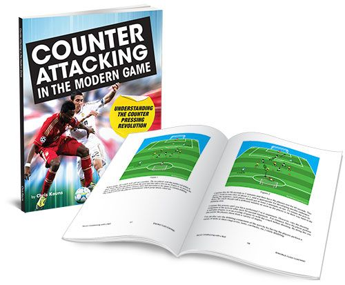 Modern Classroom Game : Counter attacking in the modern game football resources